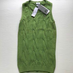 Lacoste sweater vest
